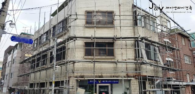 13. 서울시 양천구 목3동 620-7 다가구주택 리모델링 공사1.jpg